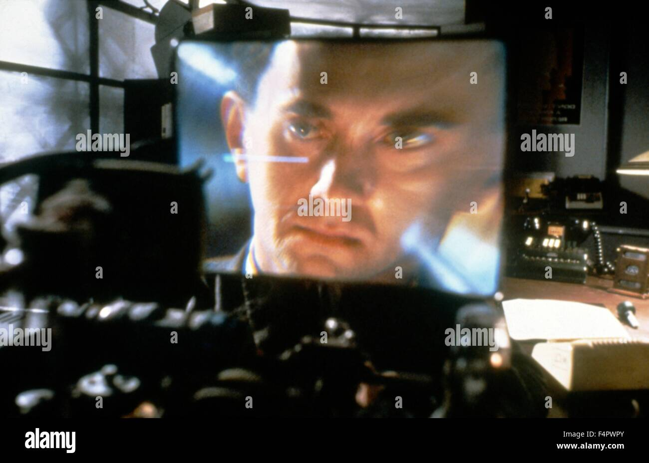 Brasile / 1985 diretto da Terry Gilliam [Embassy International Pictures] Immagini Stock
