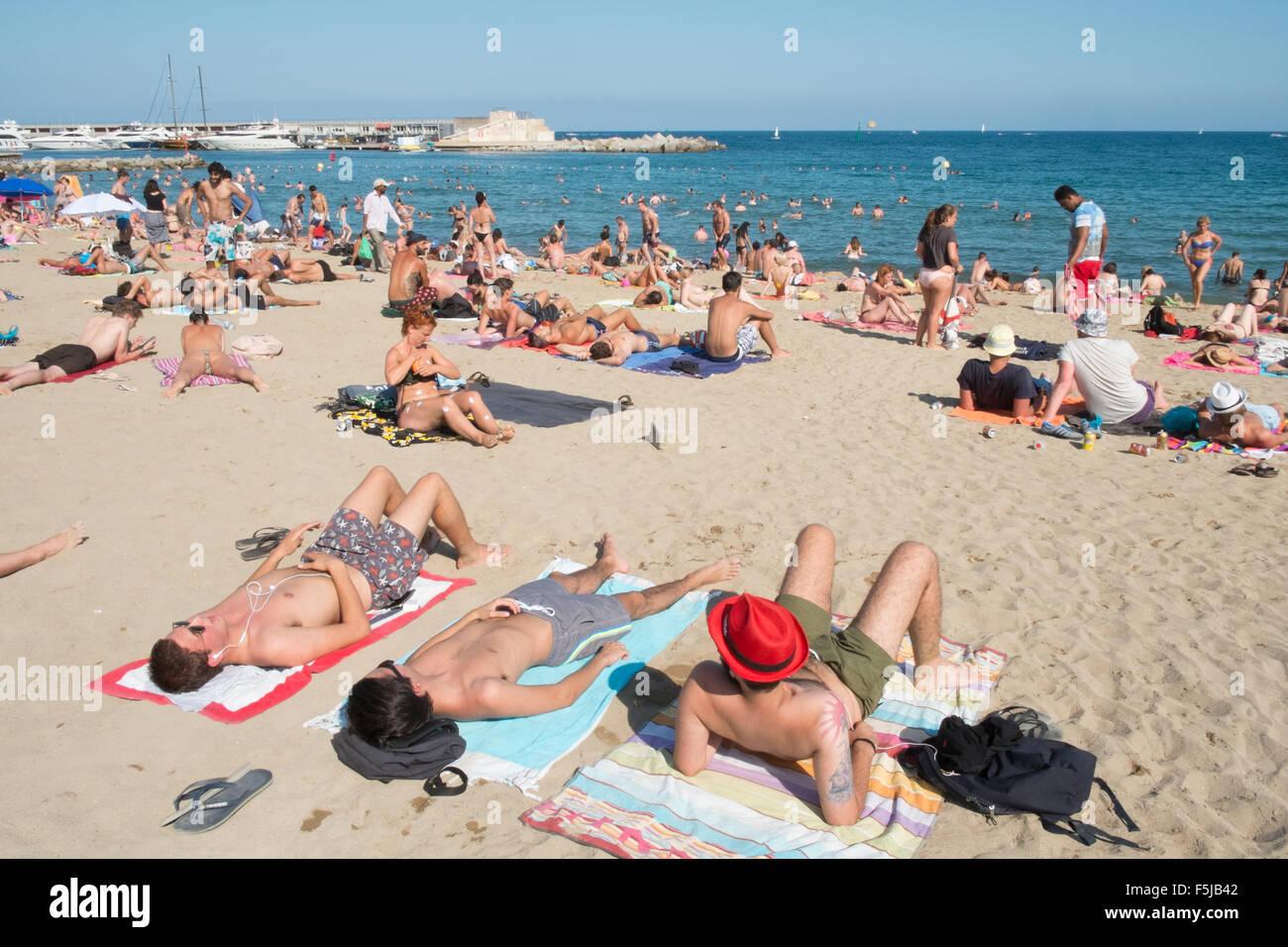 Bagni di sole senza paura la stampa