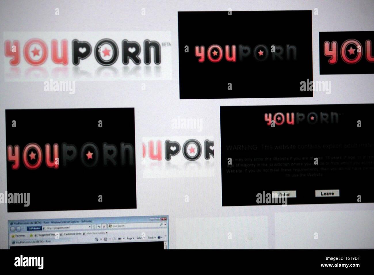 YouPorn siti Web