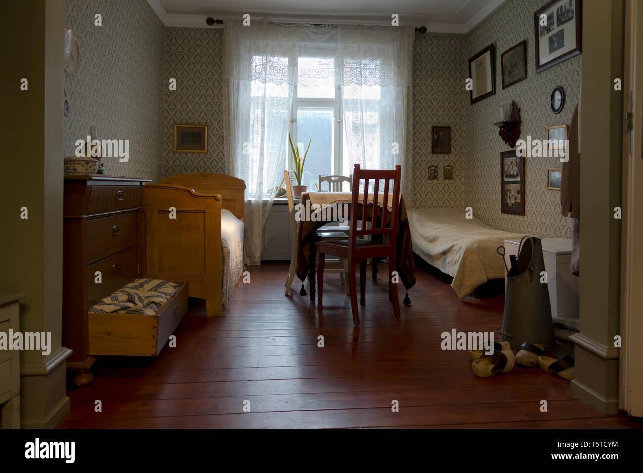Amazing centro storico composto da camera da letto - Camera da pranzo ...