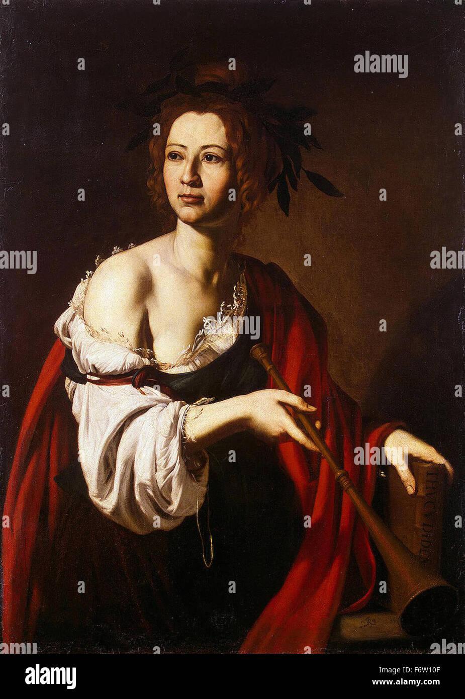 Jusepe de Ribera - Allegoria della storia Immagini Stock