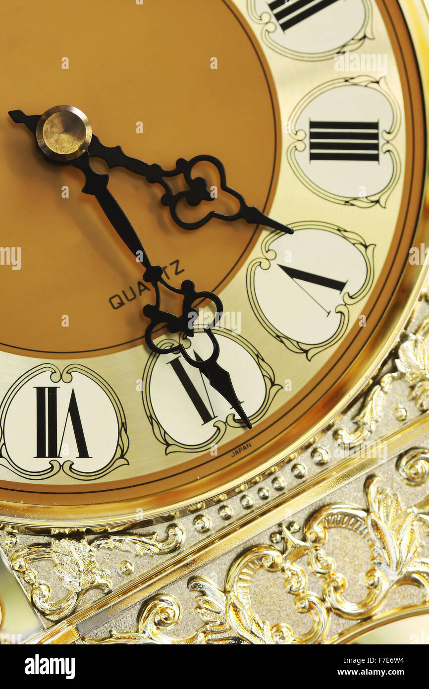 Vecchi timer datazione