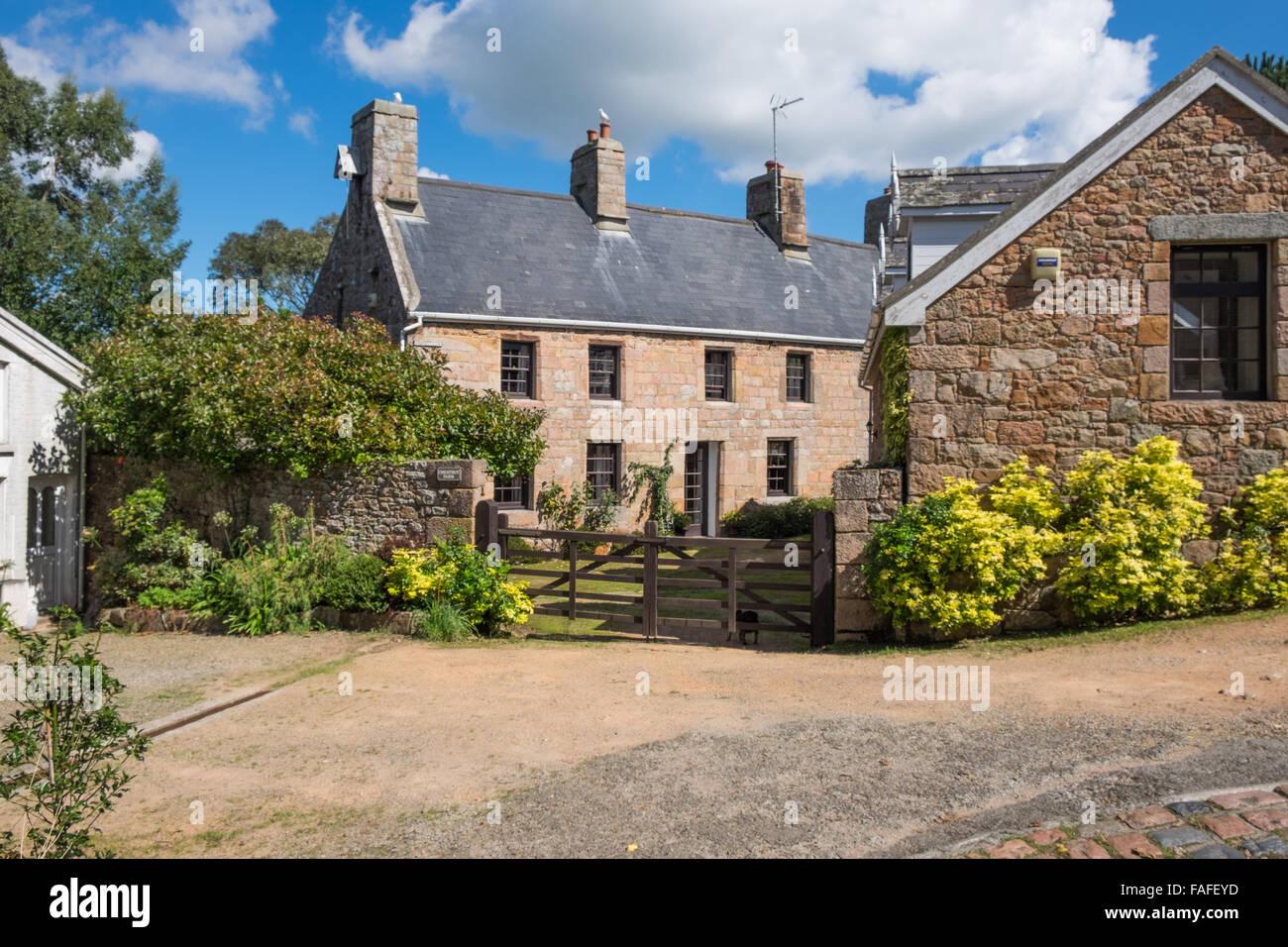Case Di Campagna In Pietra : Pietra costruito case di campagna in jersey isole del canale