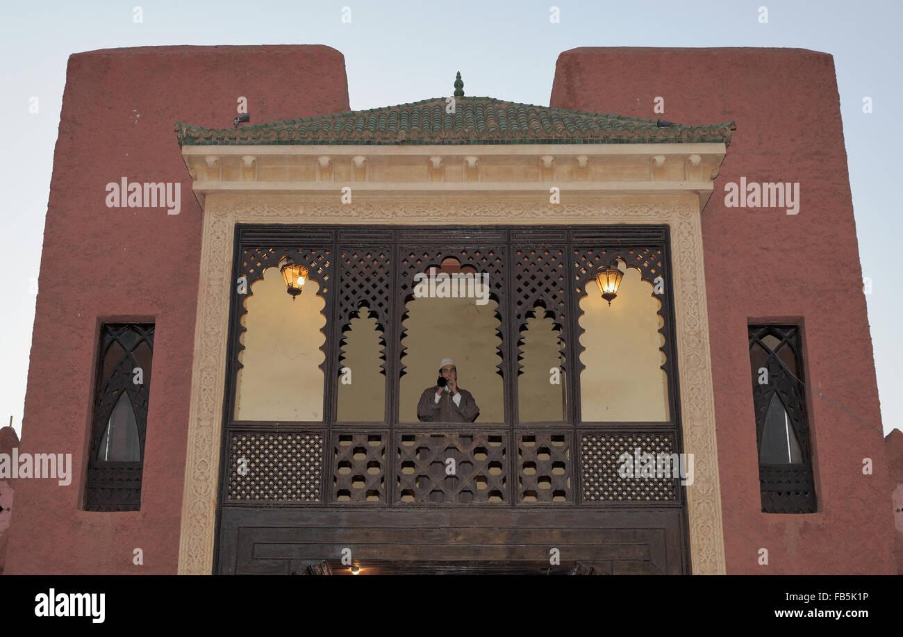Chez Ali, Palmeraie de Marrakech Marrakech, Marocco Immagini Stock