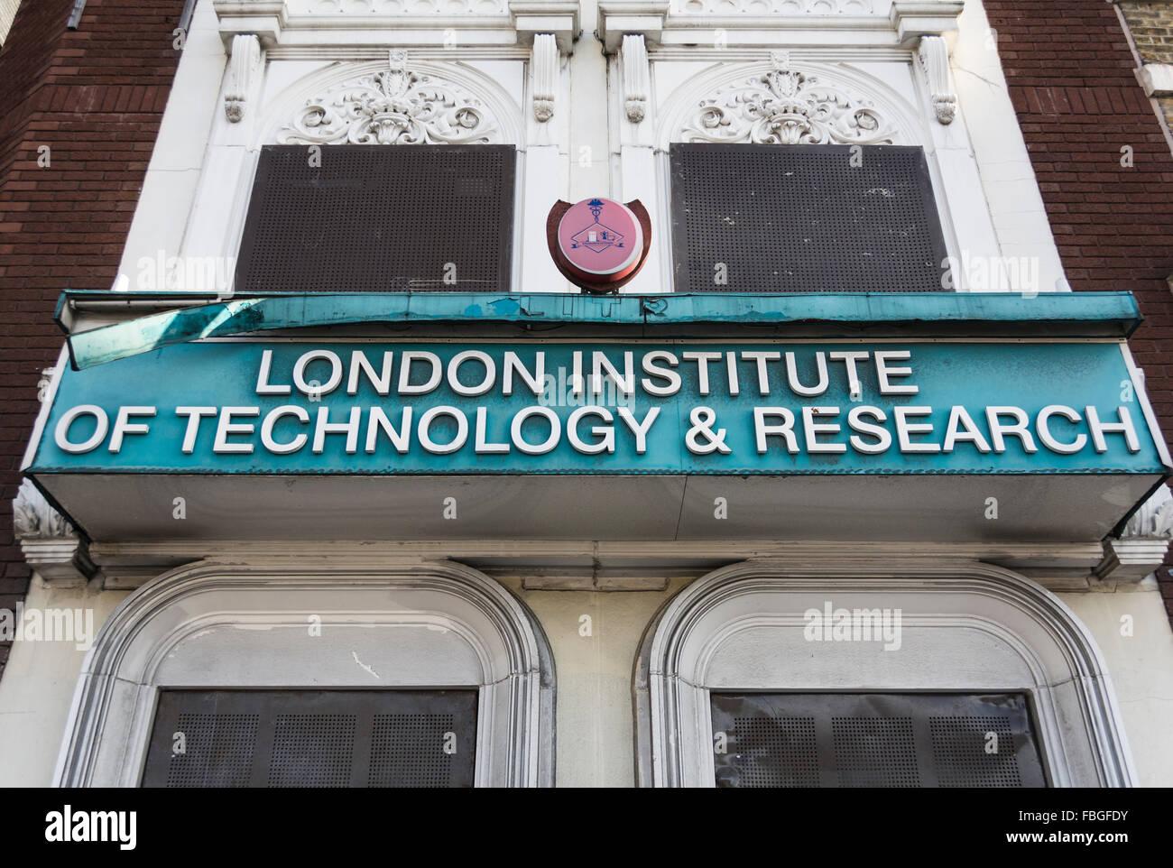 High Tech London - London è povero imitazione di Silicon Valley Immagini Stock