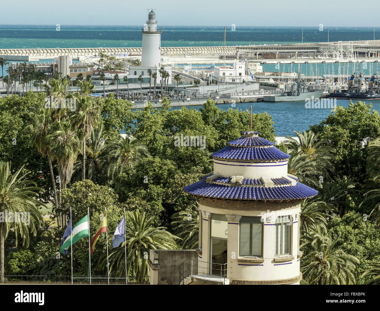 Tavel Andalusien, Reise Andalusien Immagini Stock