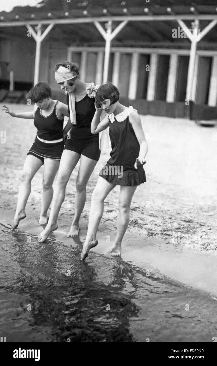 costumi da bagno degli anni \' 20 Foto & Immagine Stock: 94191939 - Alamy