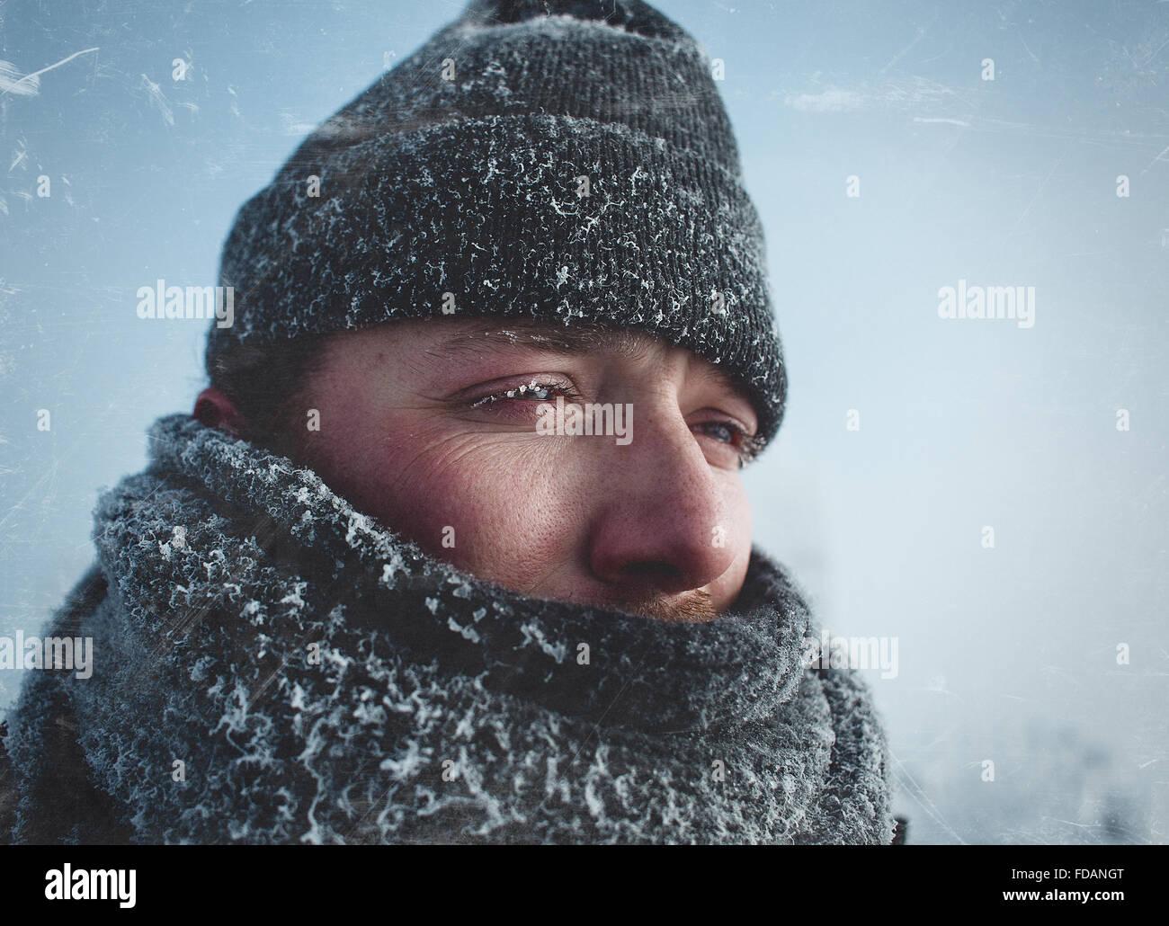 Winter Wonderland Immagini Stock