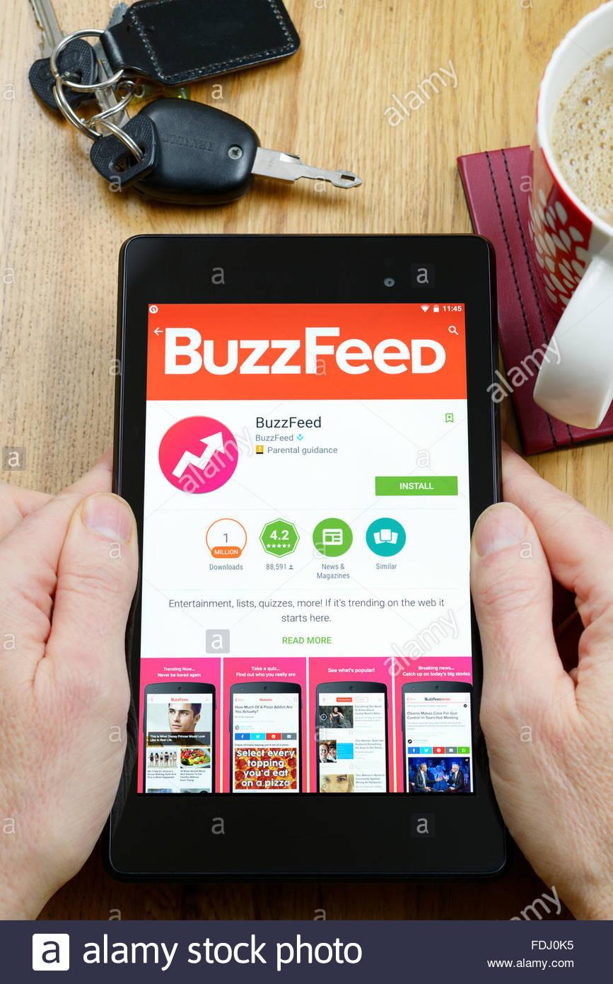 segni BuzzFeed si può essere datare un creep