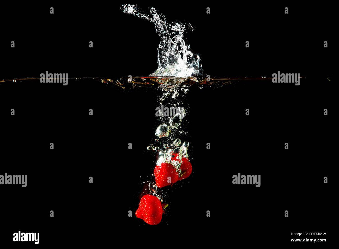 acqua schizza