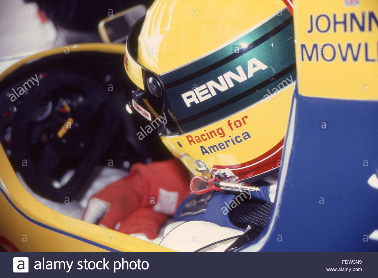 Motor Sport 1995 Immagini Stock