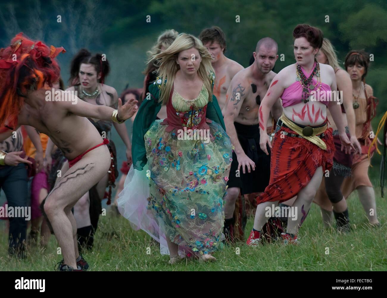 La struttura ad albero di vimini (2011) Britannia nicol robin hardy (dir) raccolta moviestore ltd Immagini Stock