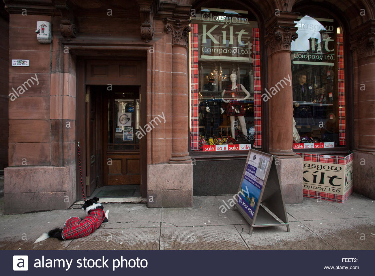Glasgow Kilt Company Cintura Uomo