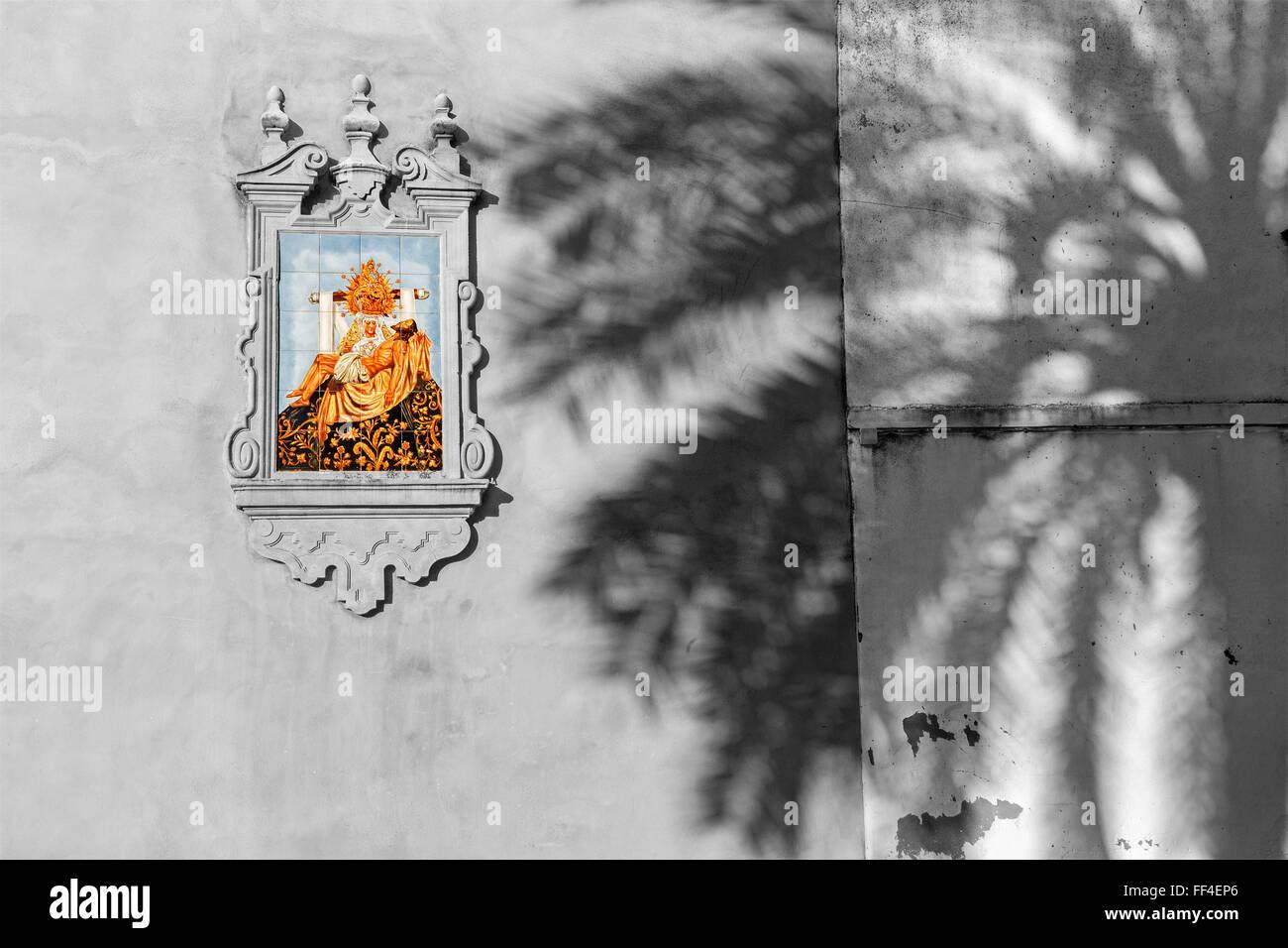 Cordoba spagna 26 maggio 2015: il con piastrelle di ceramica in
