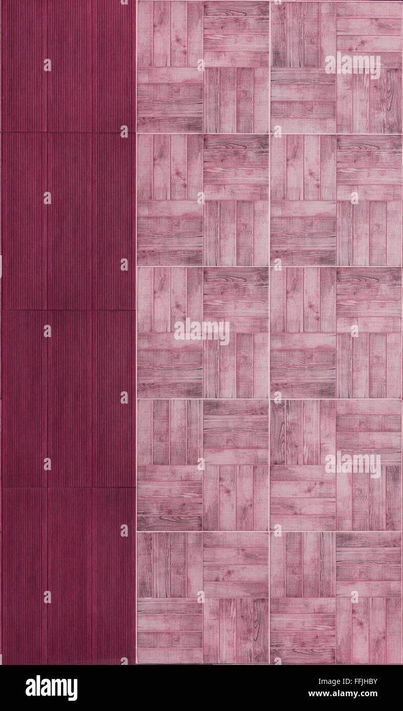 Piastrelle Moderne Per Interni piastrelle moderne texture a parete per interni in rosso