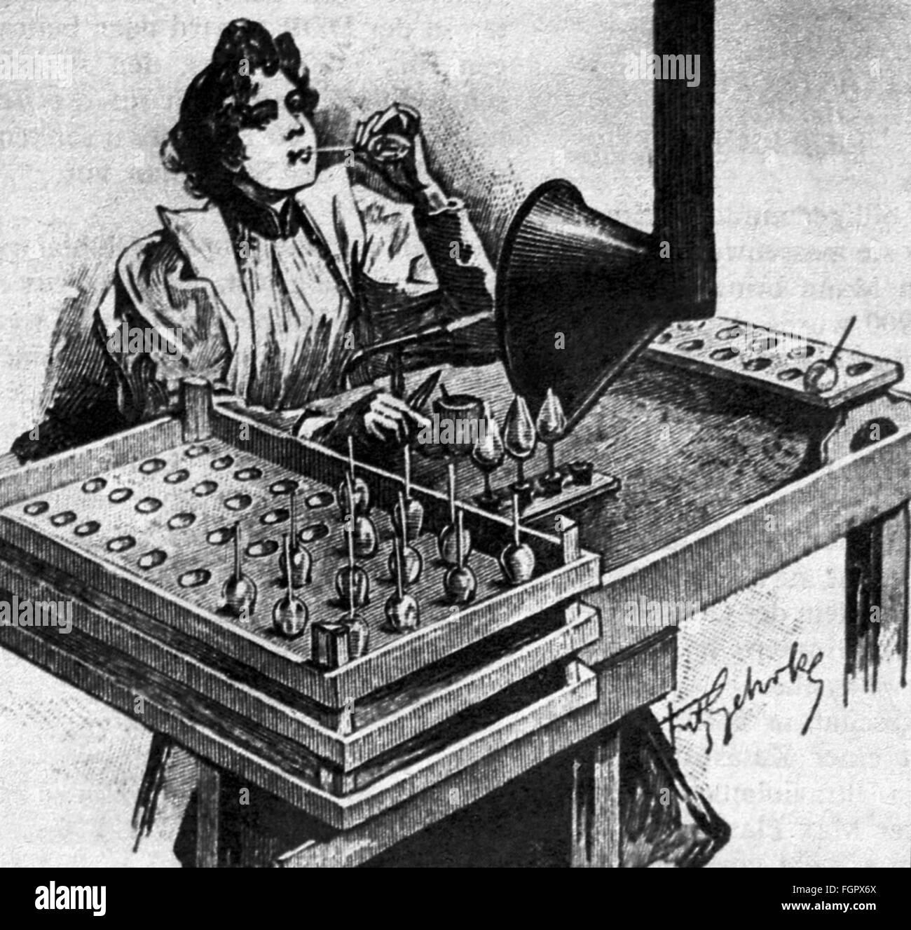 fare le donne come dare lavoro Blow