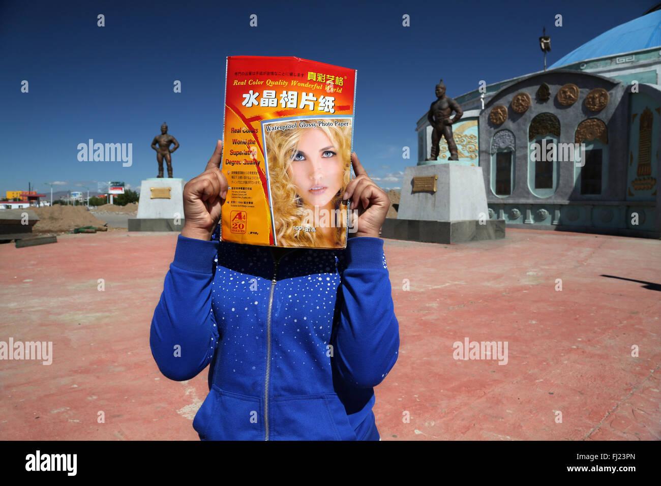 Funny woman statue immagini & funny woman statue fotos stock alamy