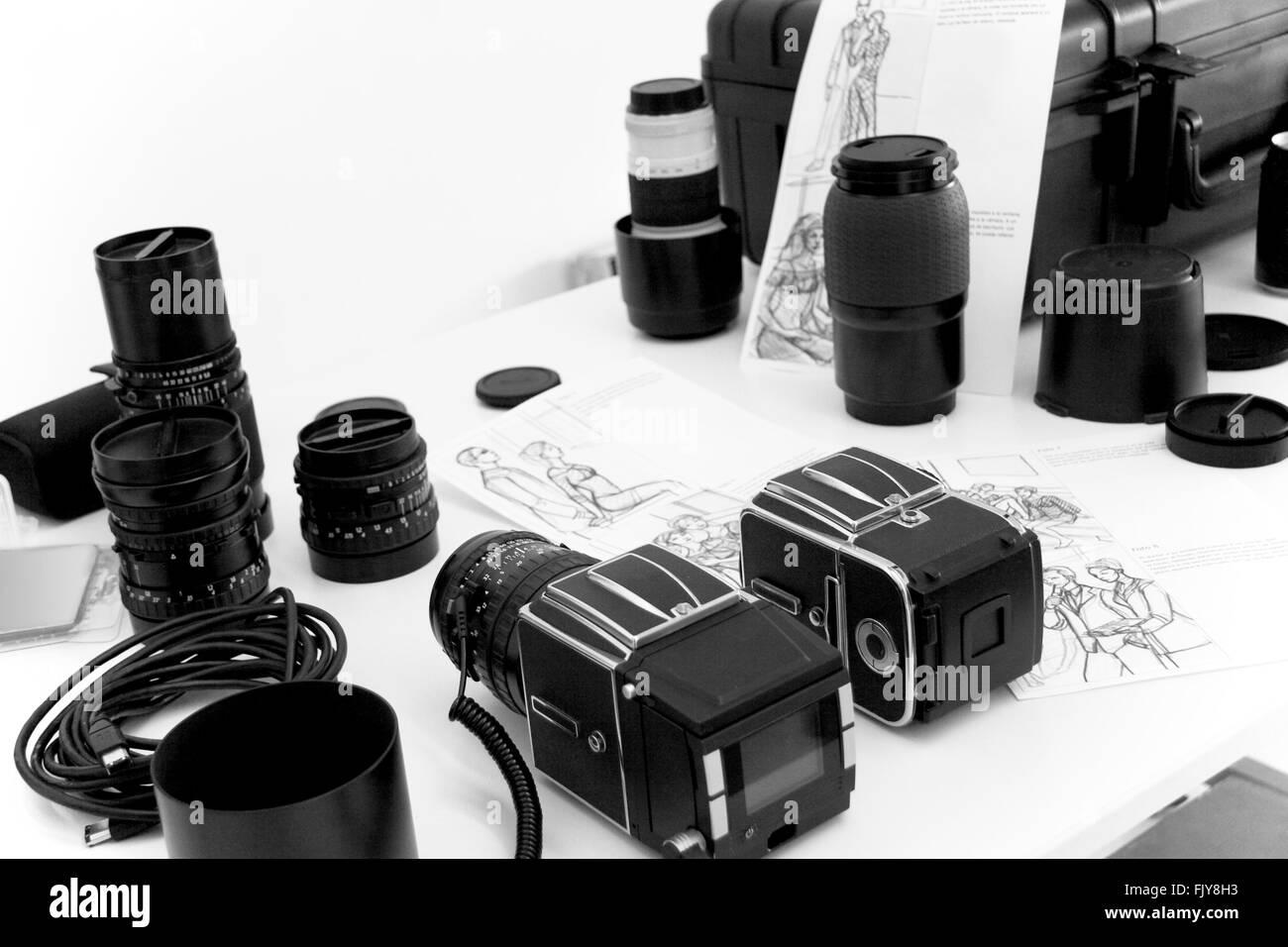 Datazione telecamere Graflex