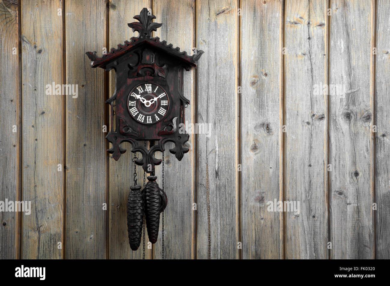 Sfondo orologio a cucu