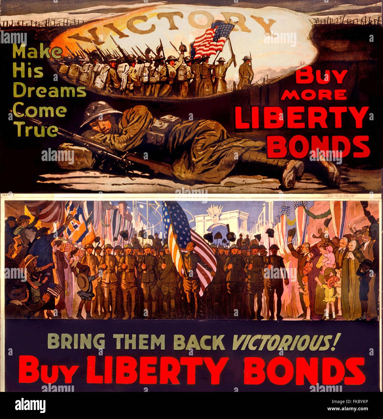 USA le illustrazioni Poster Immagini Stock