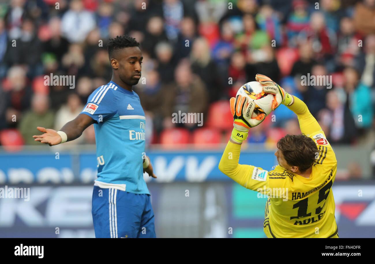 Allenamento calcio Bayer 04 Leverkusen 2016