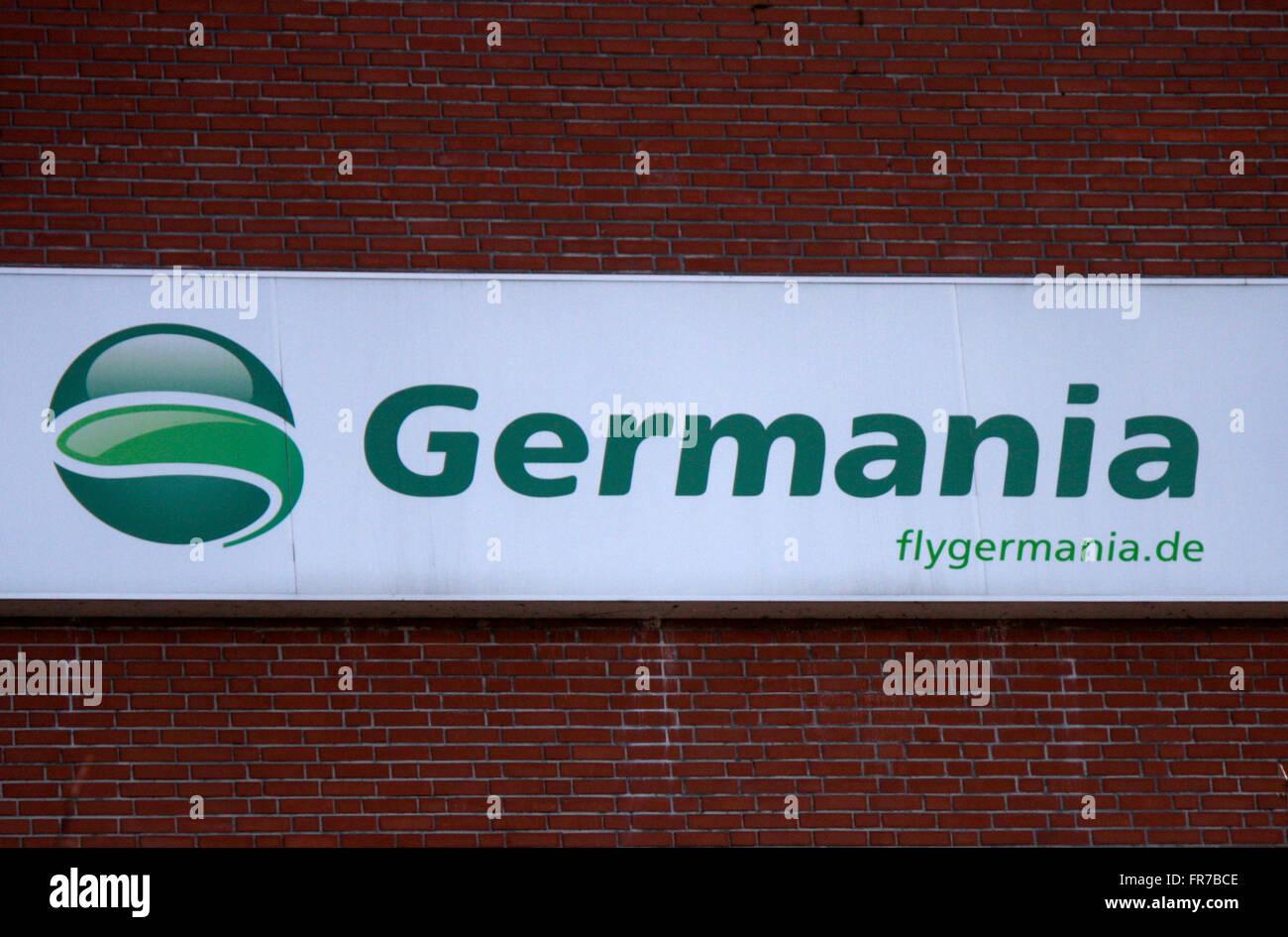 Markenname: 'Germania', Berlino. Immagini Stock