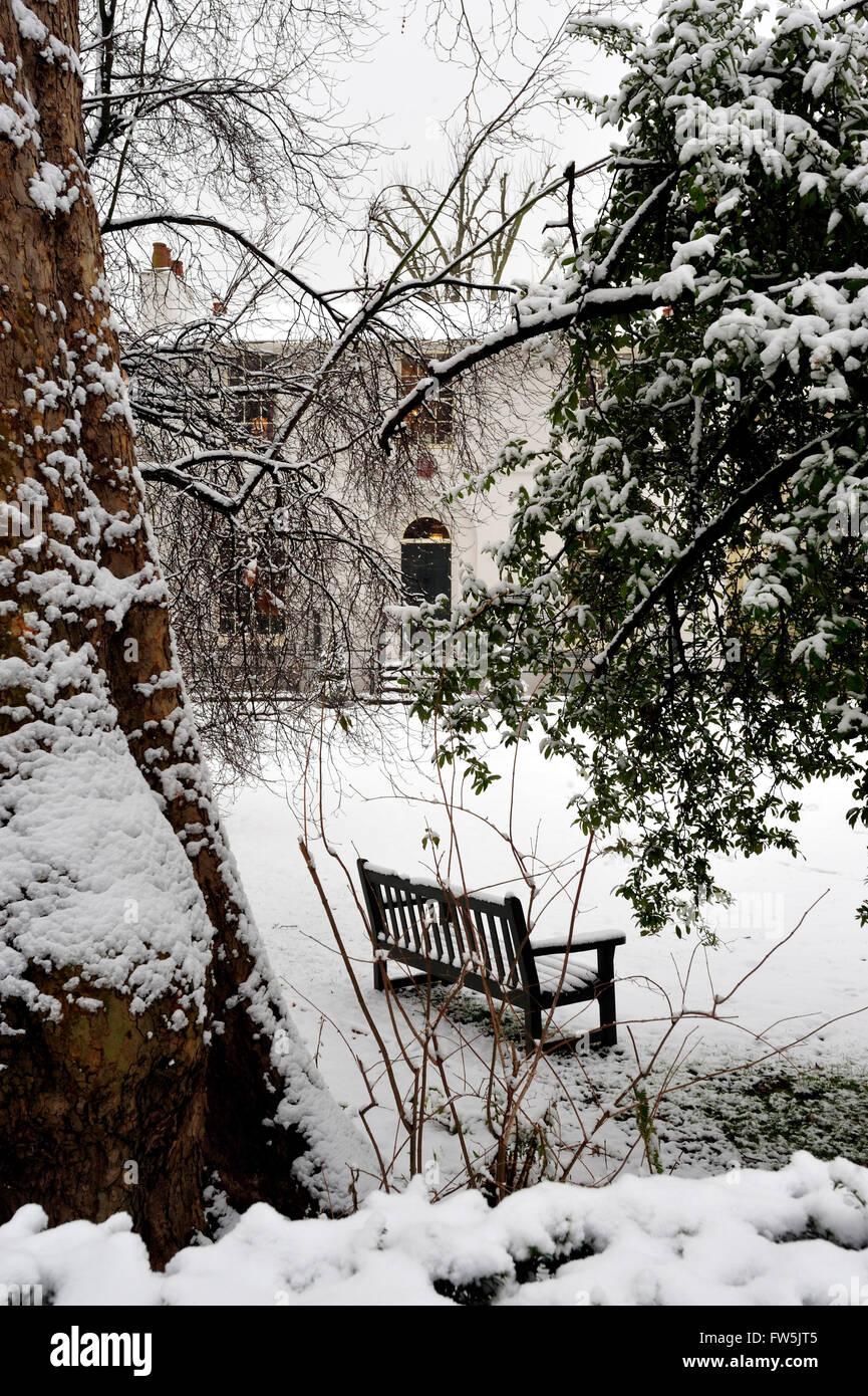 Keats House, il Museo di Keats Grove, Hampstead, London NW3 ...
