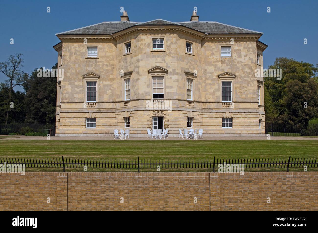 Danson House, Bexleyheath, Greater London, England, Immagini Stock