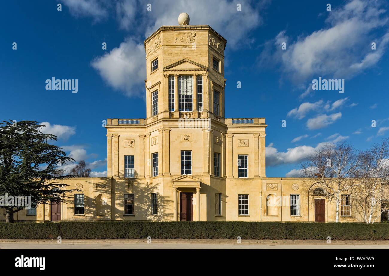 La Radcliffe osservatorio in Oxford Immagini Stock