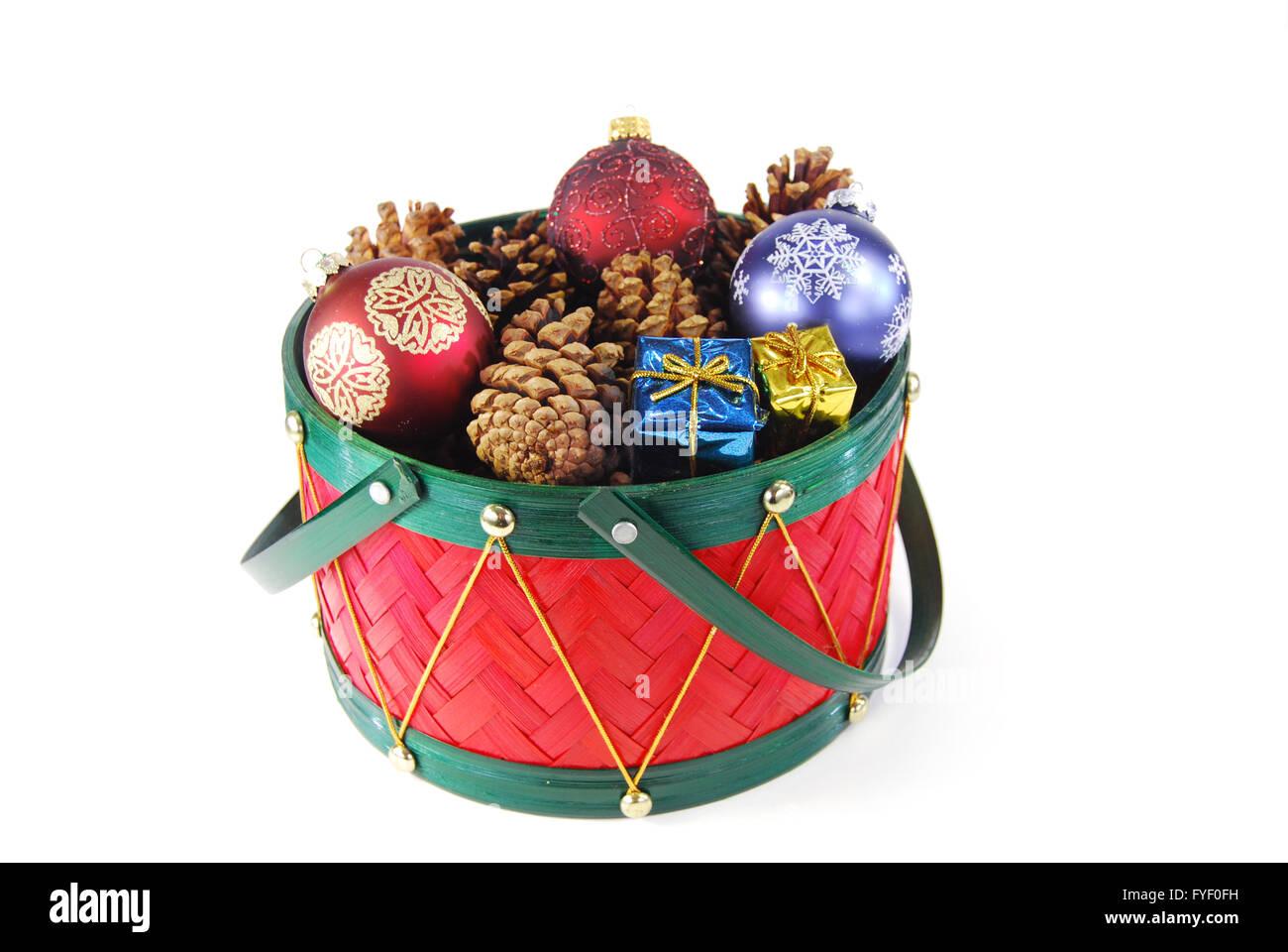 Tradizioni di Natale Immagini Stock