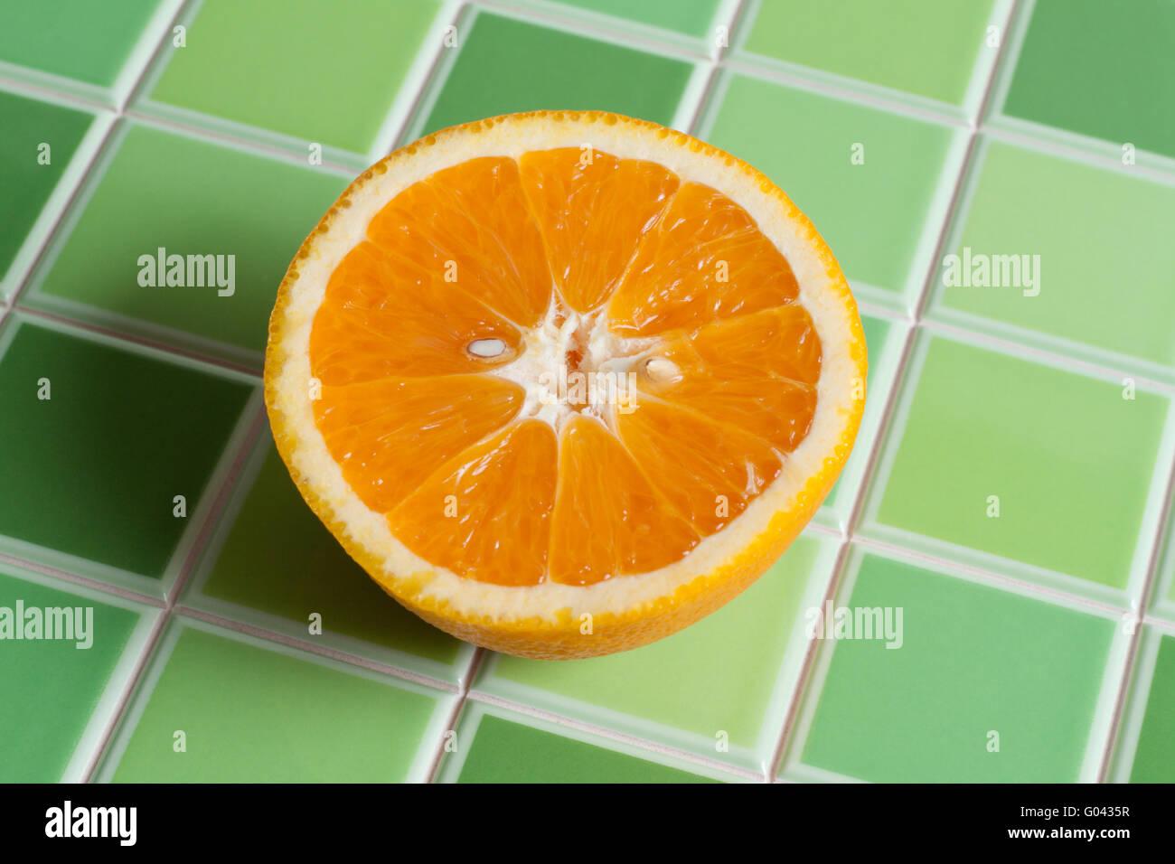 Piastrelle di agrumi arancione immagini piastrelle di agrumi