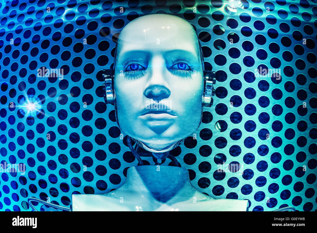Robot Immagini Stock