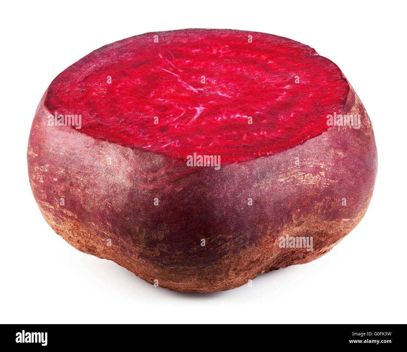barbabietola rossa Immagini Stock
