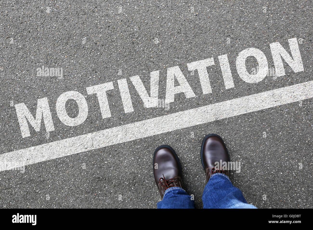La motivazione della strategia di formazione coaching successo imprenditore di successo business man concept Immagini Stock