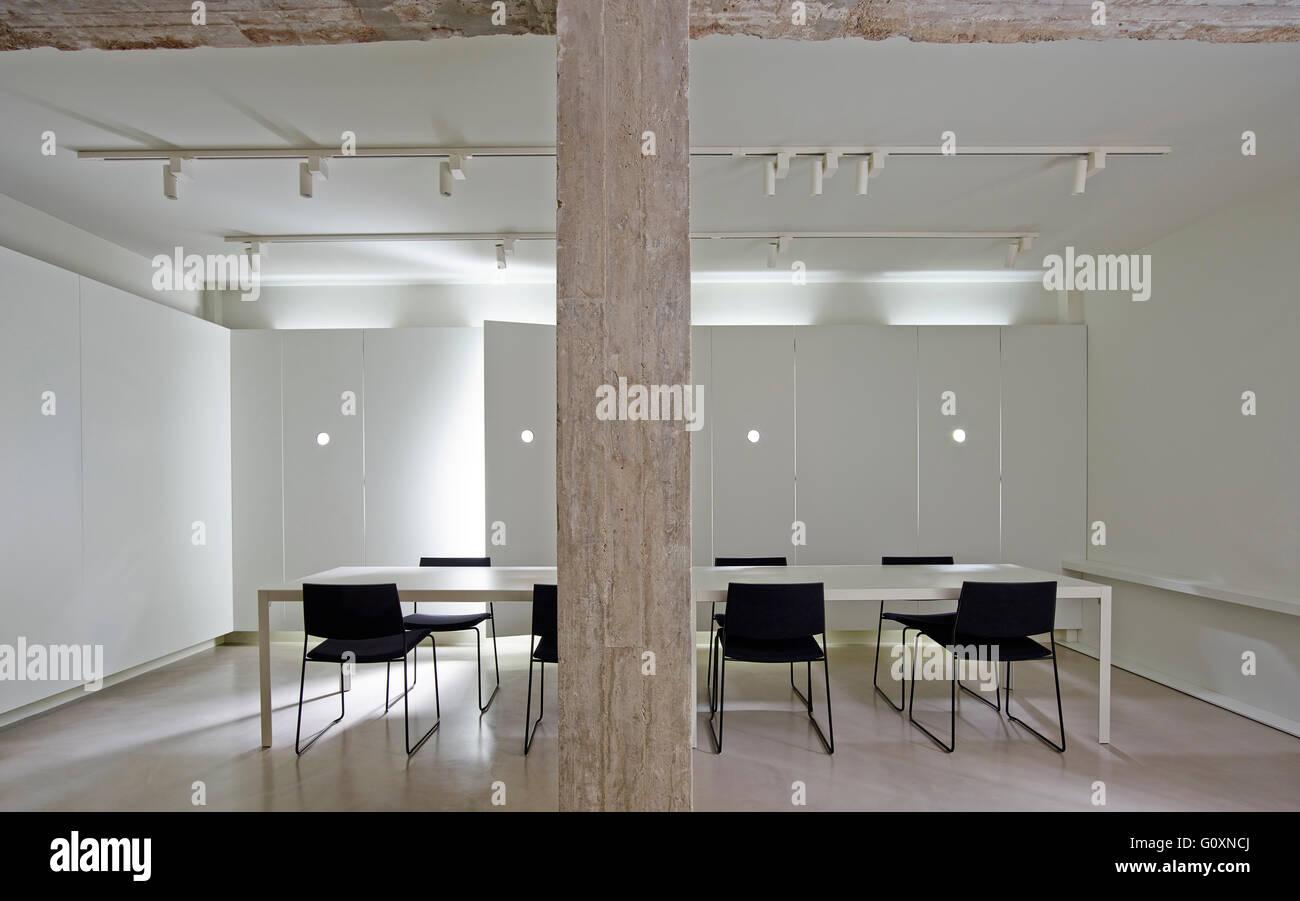 Illuminazione pilastro illuminazione a led per vetrine powrgard