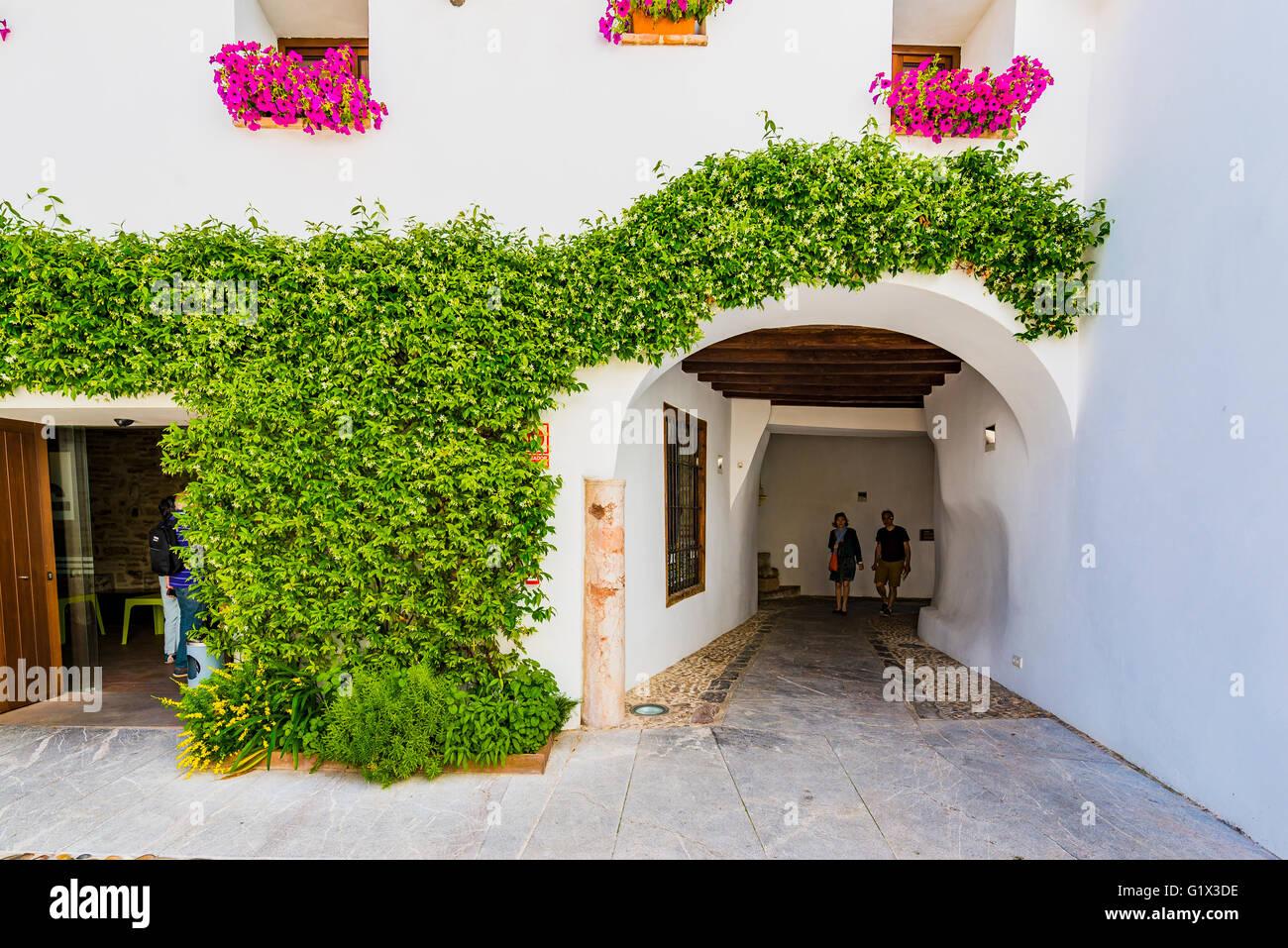 Casa araba, Casa Árabe, è un pubblico spagnolo istituzione creata nel 2006 con lo scopo di essere un centro Immagini Stock