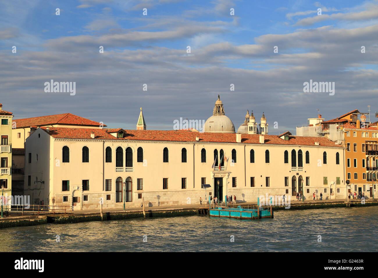 Accademia di Belle Arti di Venezia Immagini Stock