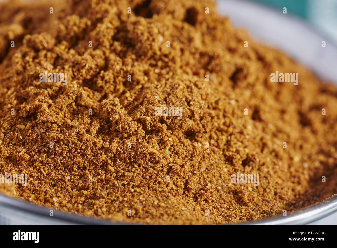 Cinque spezie in polvere, un classico cinese il condimento Immagini Stock
