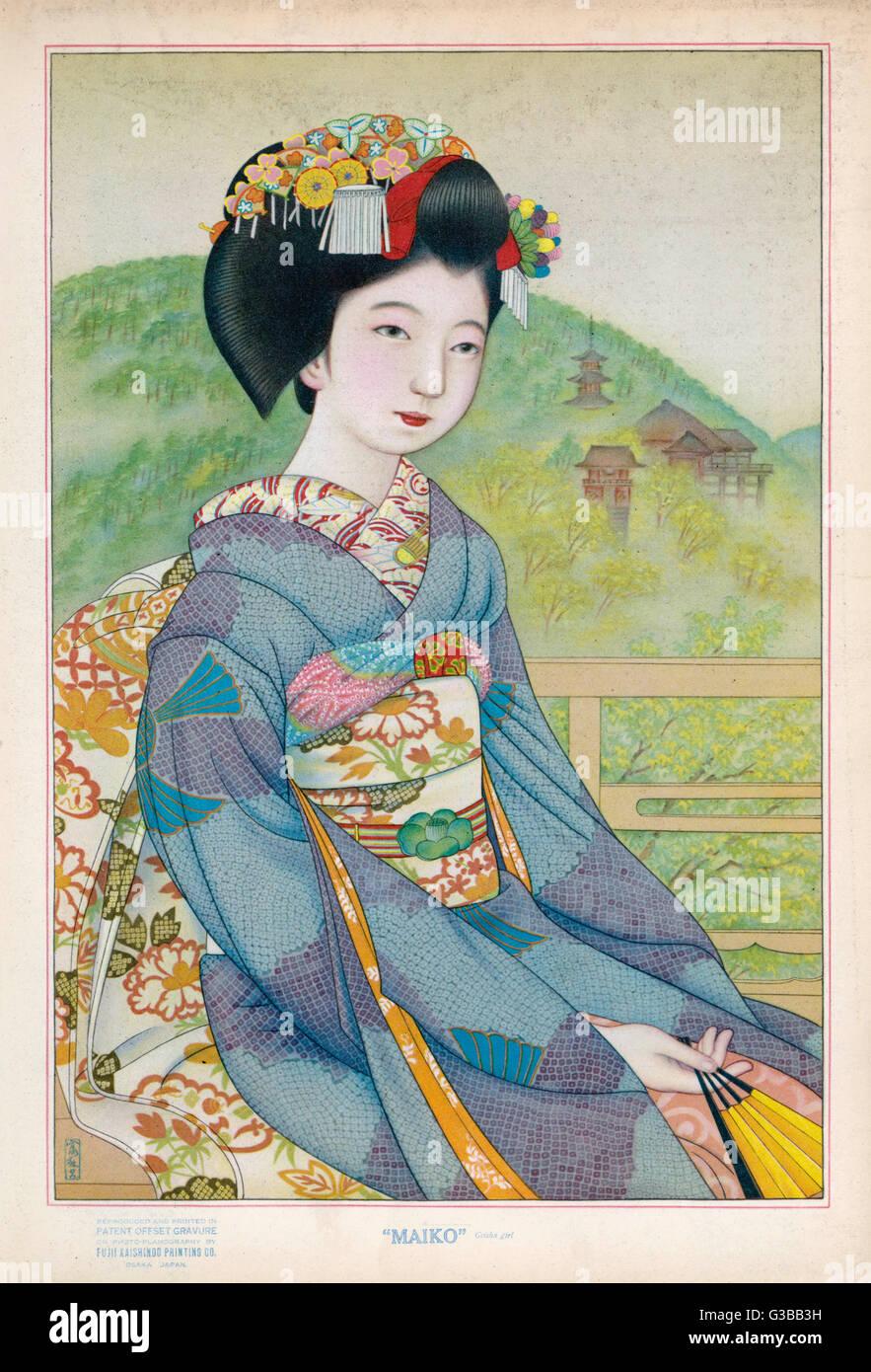 A japanese geisha date immagini a japanese geisha date for Disegni tradizionali giapponesi