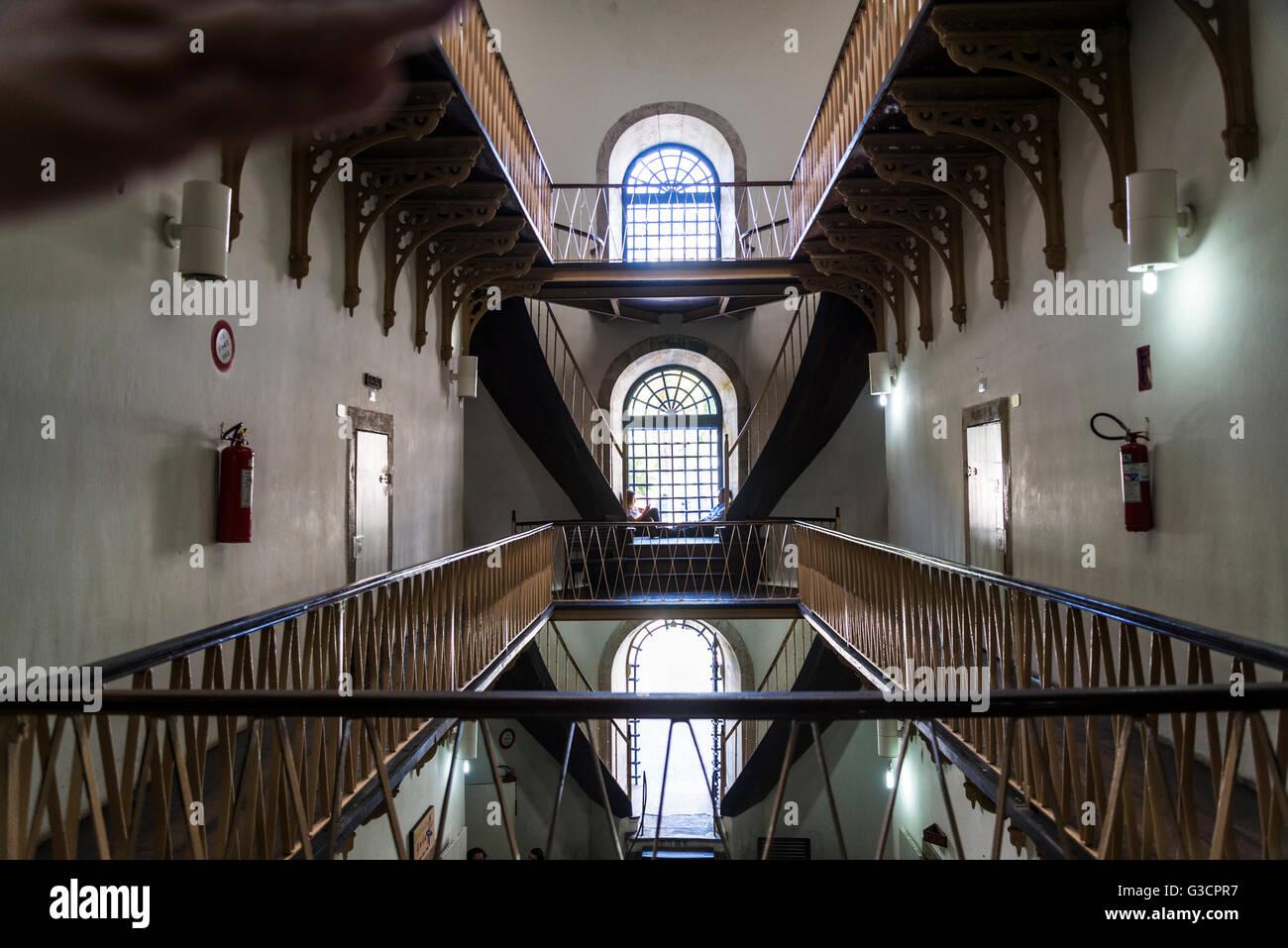 Casa da Cultura, ex carcere, Recife, Pernambuco, Brasile Immagini Stock
