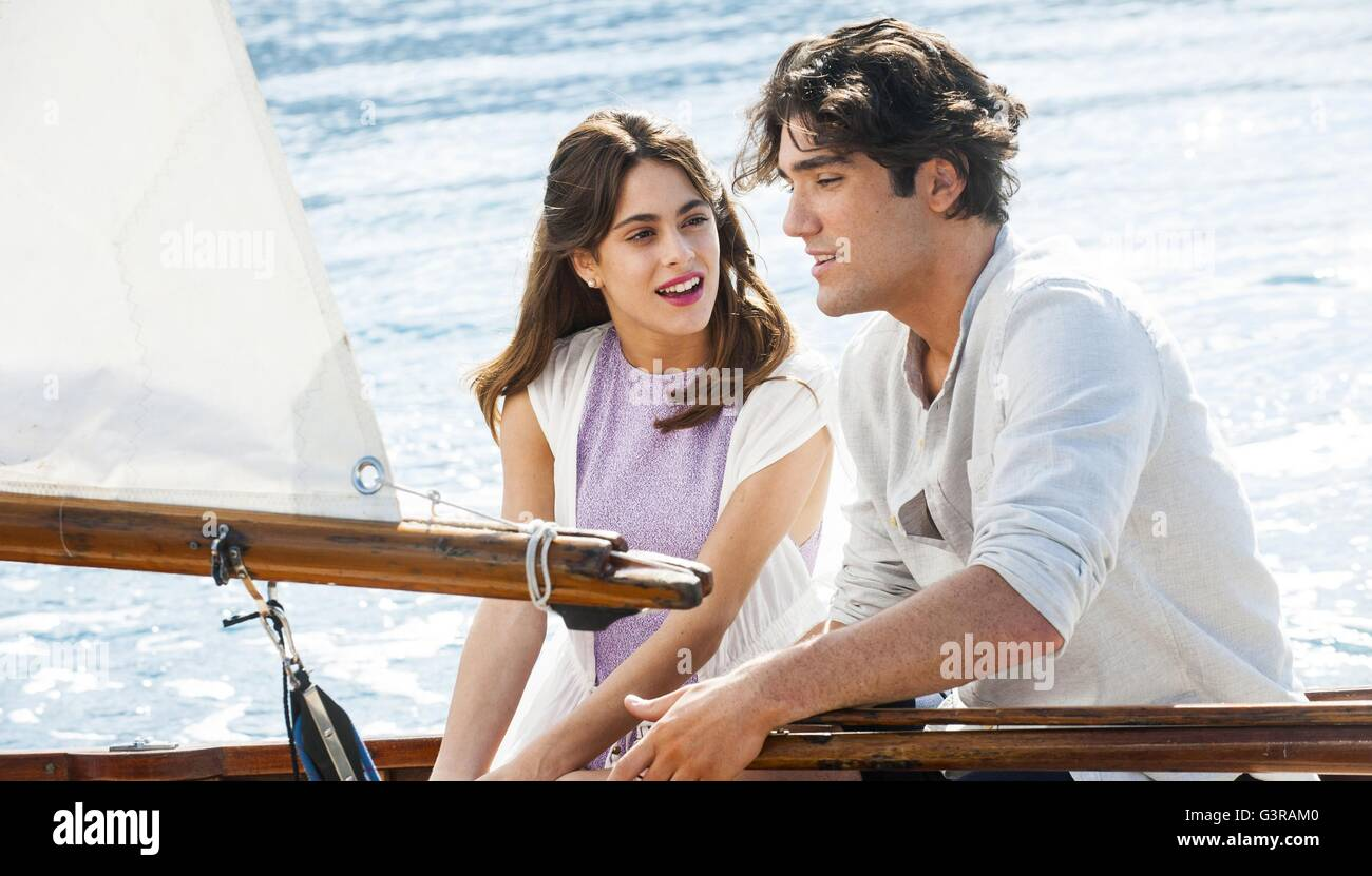 Tini: El Gran Cambio de Violetta Anno : 2016 Argentina / Spagna Direttore : Juan Pablo Buscarini Martina Stoessel, Foto Stock