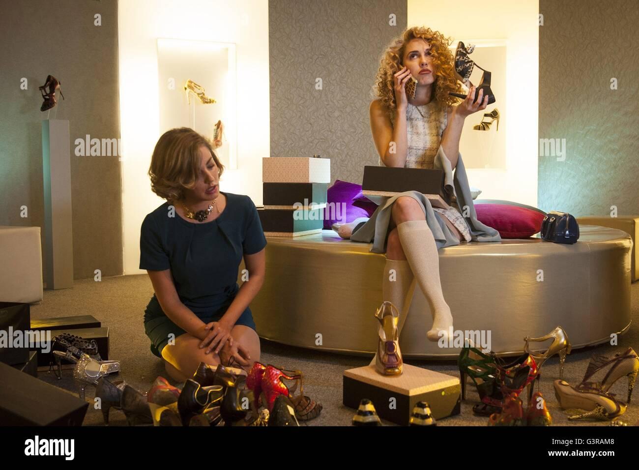 Tini: El Gran Cambio de Violetta Anno : 2016 Argentina / Spagna Direttore : Juan Pablo Buscarini Lambre Mercedes Foto Stock