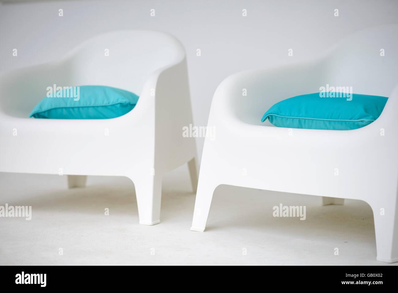 Sedie Di Plastica Foto Immagine Stock 110043810 Alamy