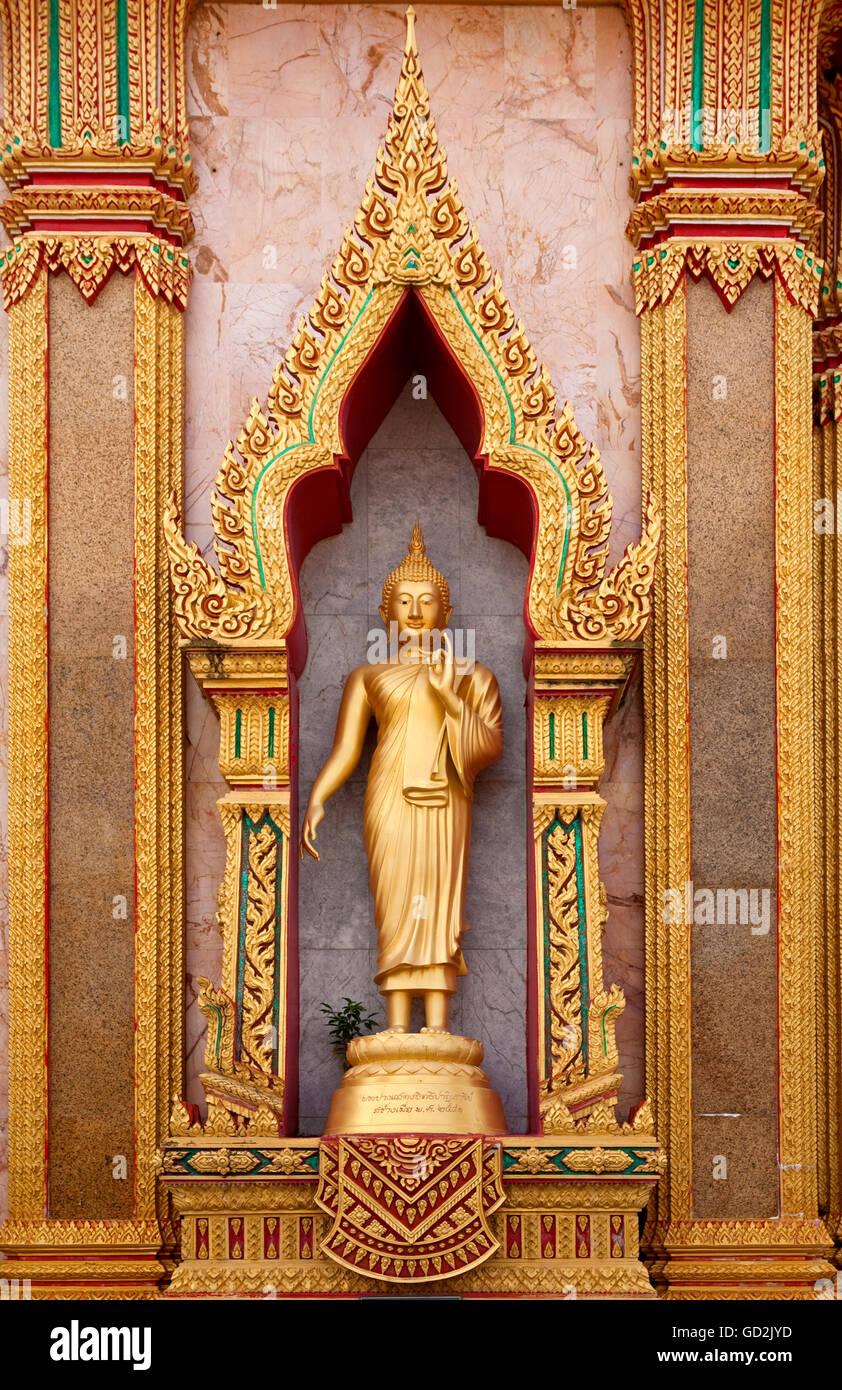 Belle arti, l'arte religiosa, Thailandia, Sud della Thailandia, , artista del diritto d'autore non deve Immagini Stock