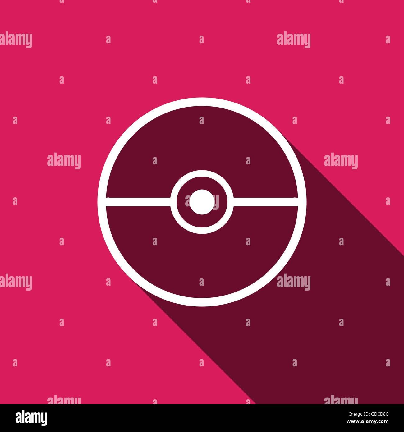 Pokeball Icon Immagini Pokeball Icon Fotos Stock Alamy