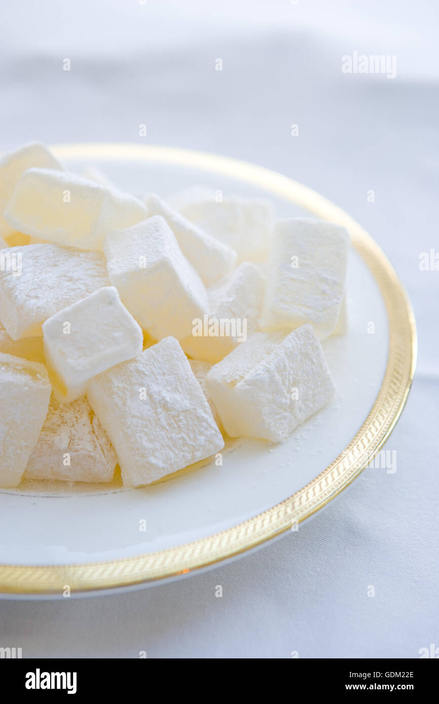 Turkish Delight, Dubai, EAU. Immagini Stock
