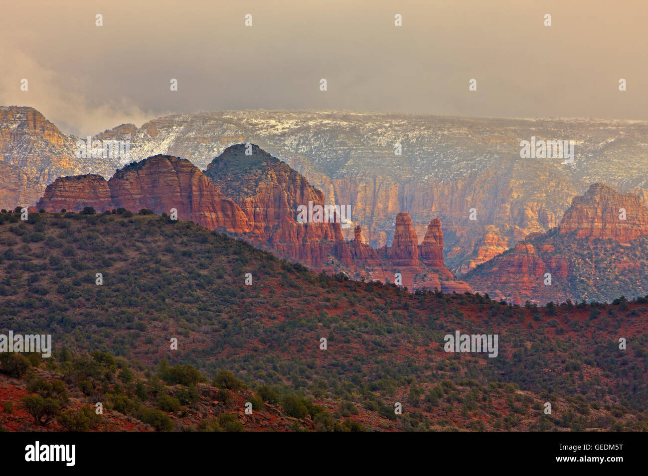 Geografia / viaggi, USA, Arizona, Sedona, , No-Exclusive-uso Immagini Stock