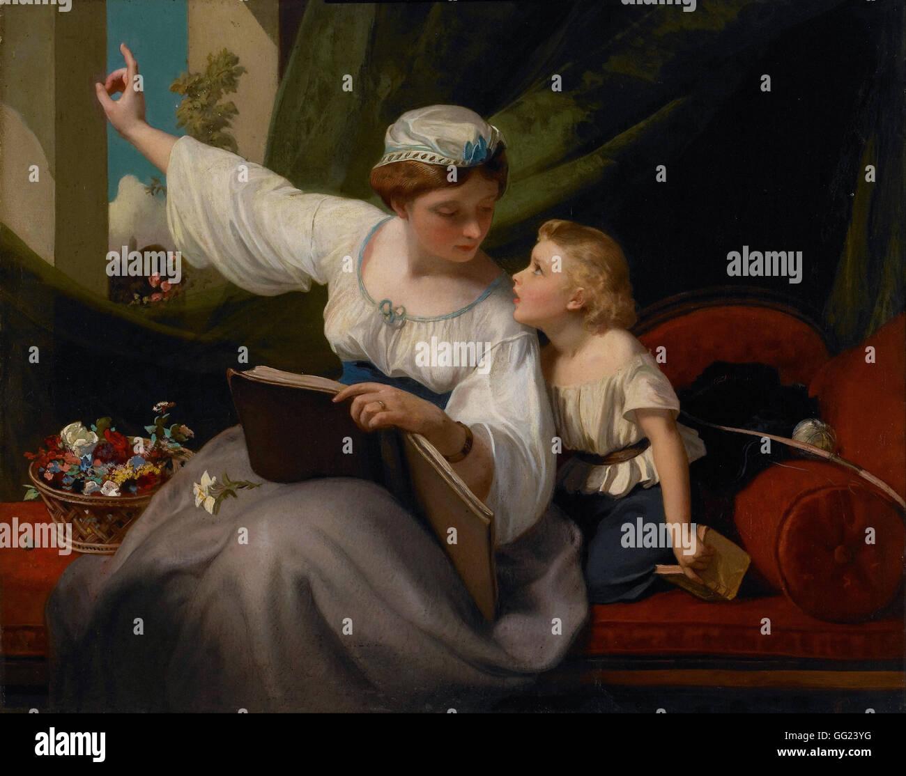 James Sant - il racconto fairy Immagini Stock