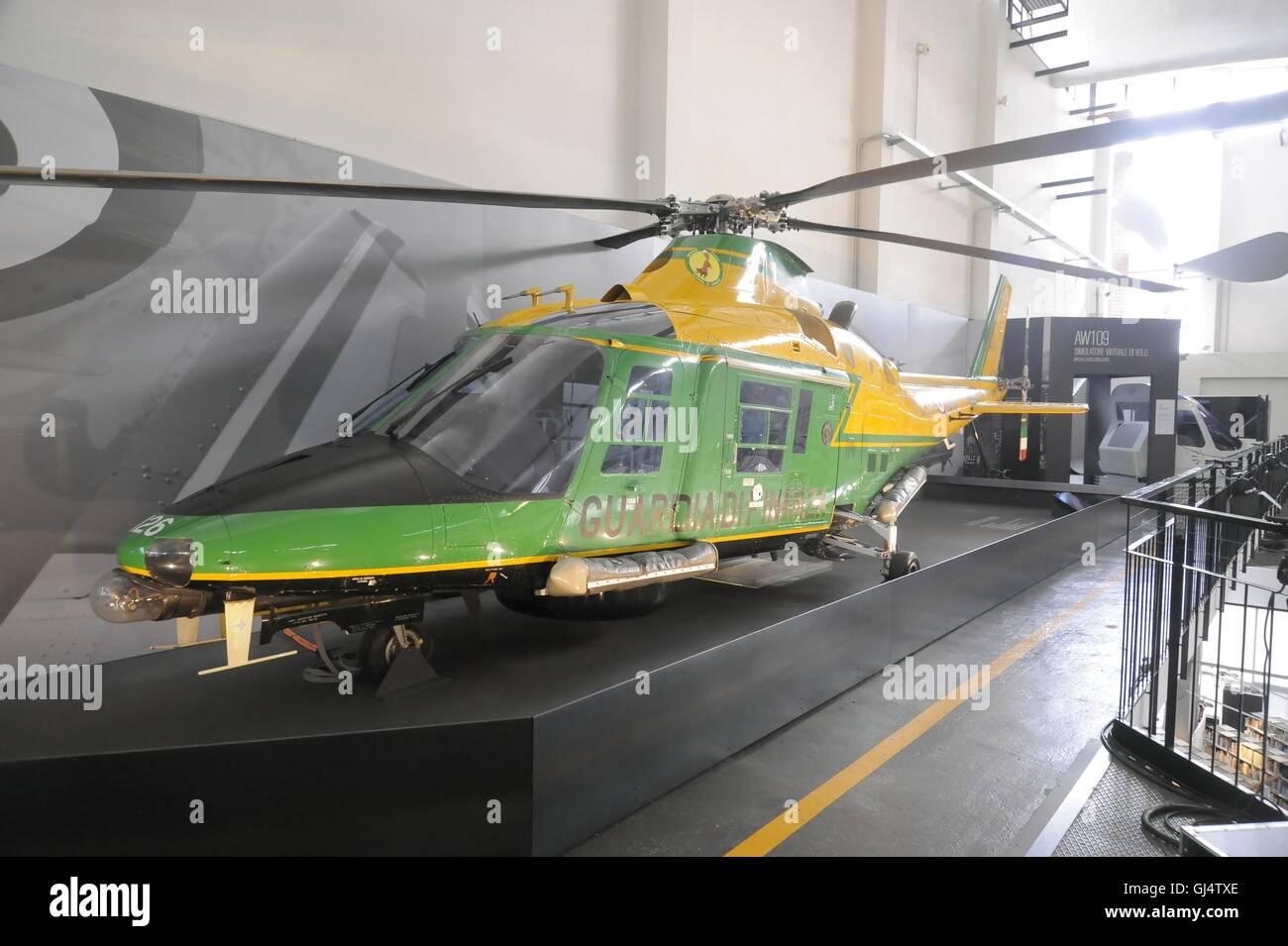 Elicottero Milano : Milano italia il museo nazionale della scienza e della tecnologia