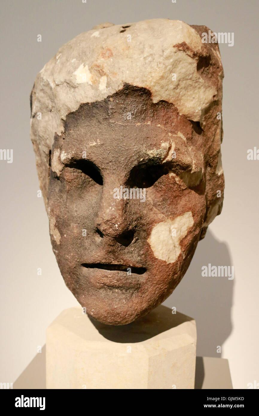 Skulptur/ Bueste: Helios, Berlino. Immagini Stock